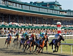 Keenland with Andrews Group Travle