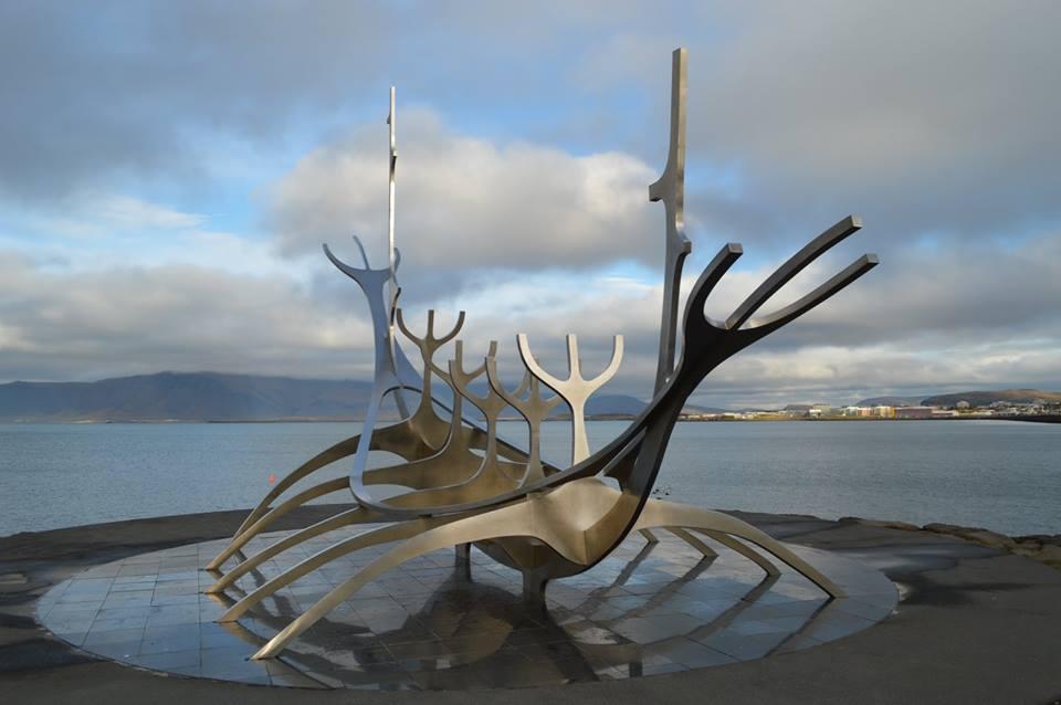 iceland sculpture