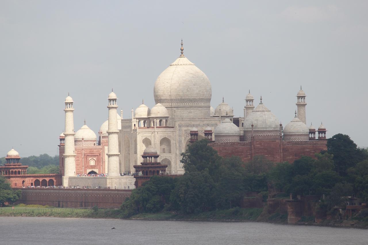 Taj Mahal- 2014
