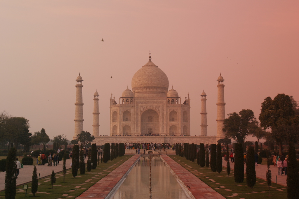 Taj Mahal -Agra